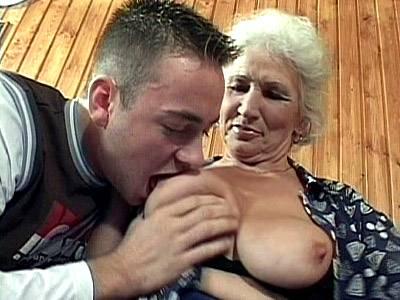 Fervid Granny Fucked