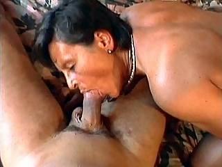 Cum Loving Granny