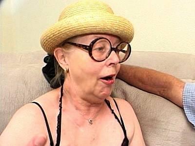 Gangbanged Keen Granny